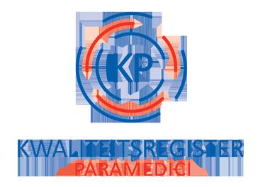 Aangesloten bij het Kwaliteitsregister Paramedici